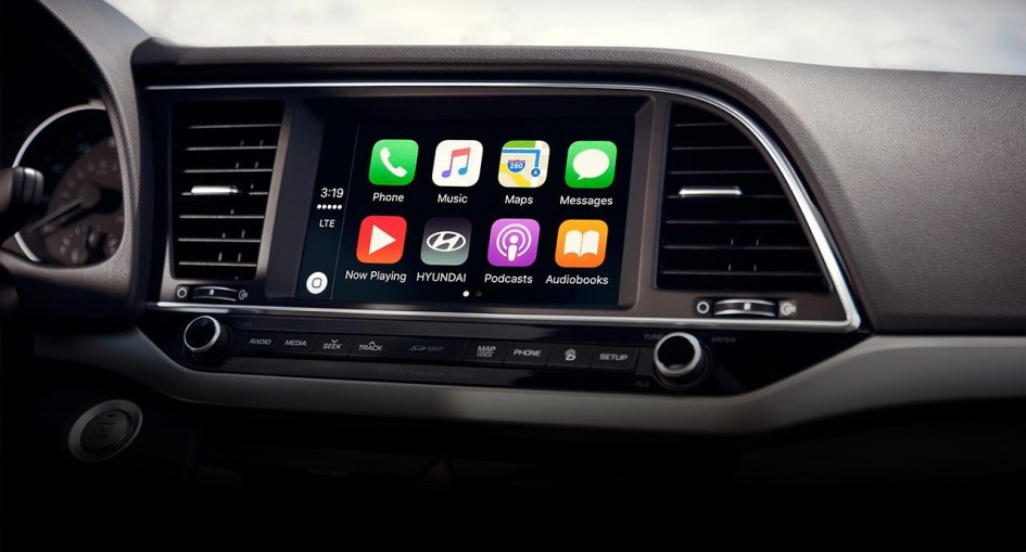 Apple CarPlay on Hyundais