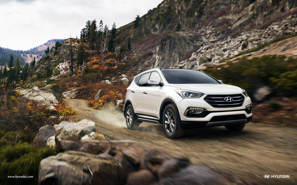 Discover Which 2017 Hyundai Vehicles Offer All-Wheel Drive ...